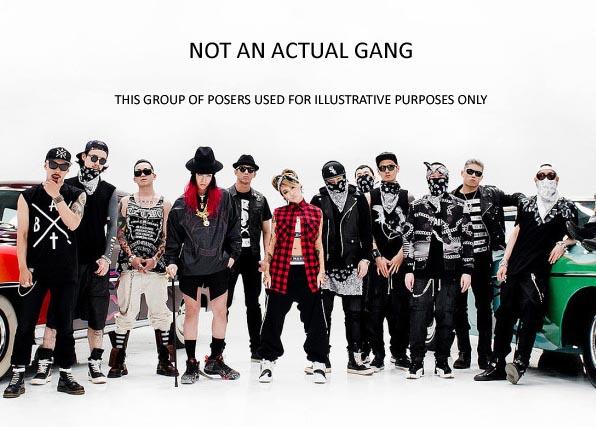 gangposey