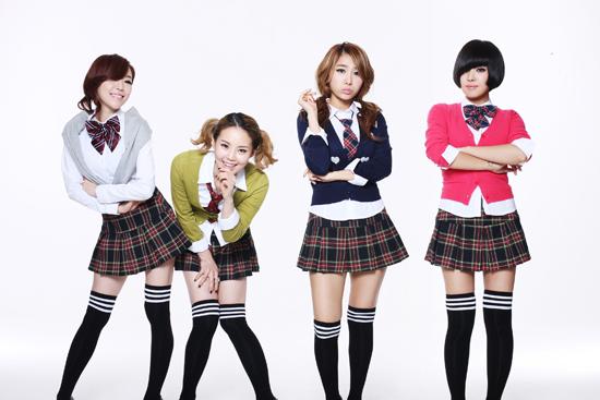 Anti Kpop Fangirl Kpopalypse Fashion Class School Uniforms