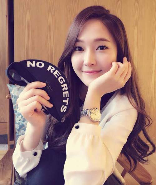 jessica-snsd-no-regrets
