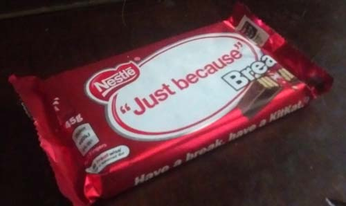 justbecausechocolate