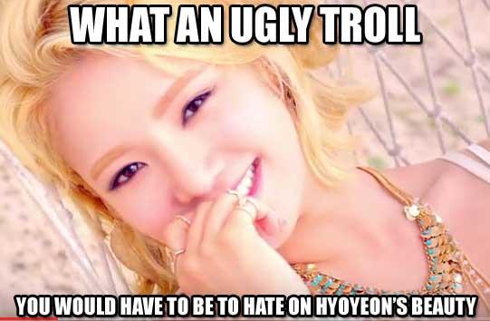 hyoyeonugly