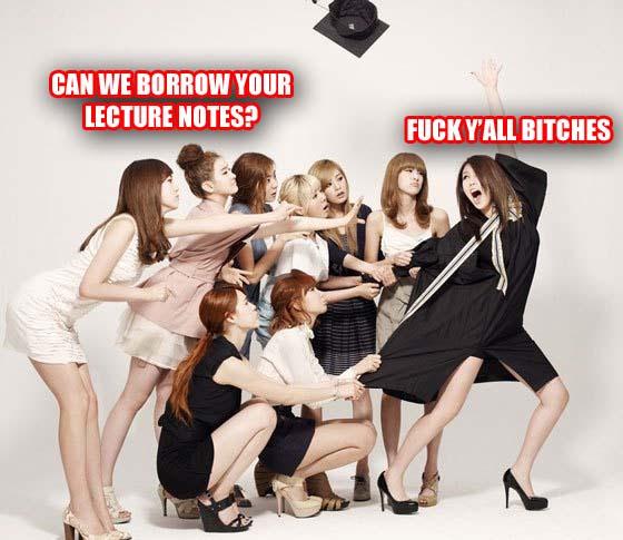 The Kpopalypse guide to university life for k-pop fans